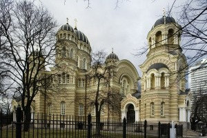 catedral ortodoxa riga MED