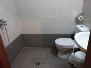 Hotel Argo - lavabo