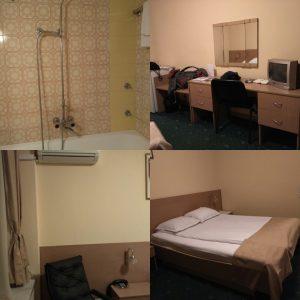 Habitación Hotel Rila Sofia