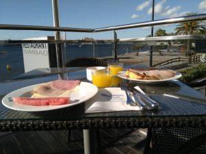 desayuno simbad