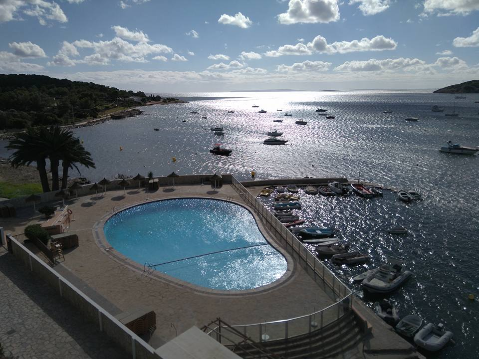 alojarse en Ibiza