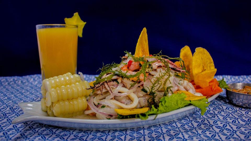 gastronomía de perú