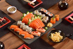 ¡Sorpréndete con las opciones de la cocina japonesa!