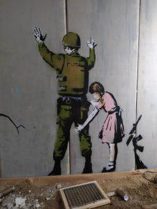 banksy en barcelona