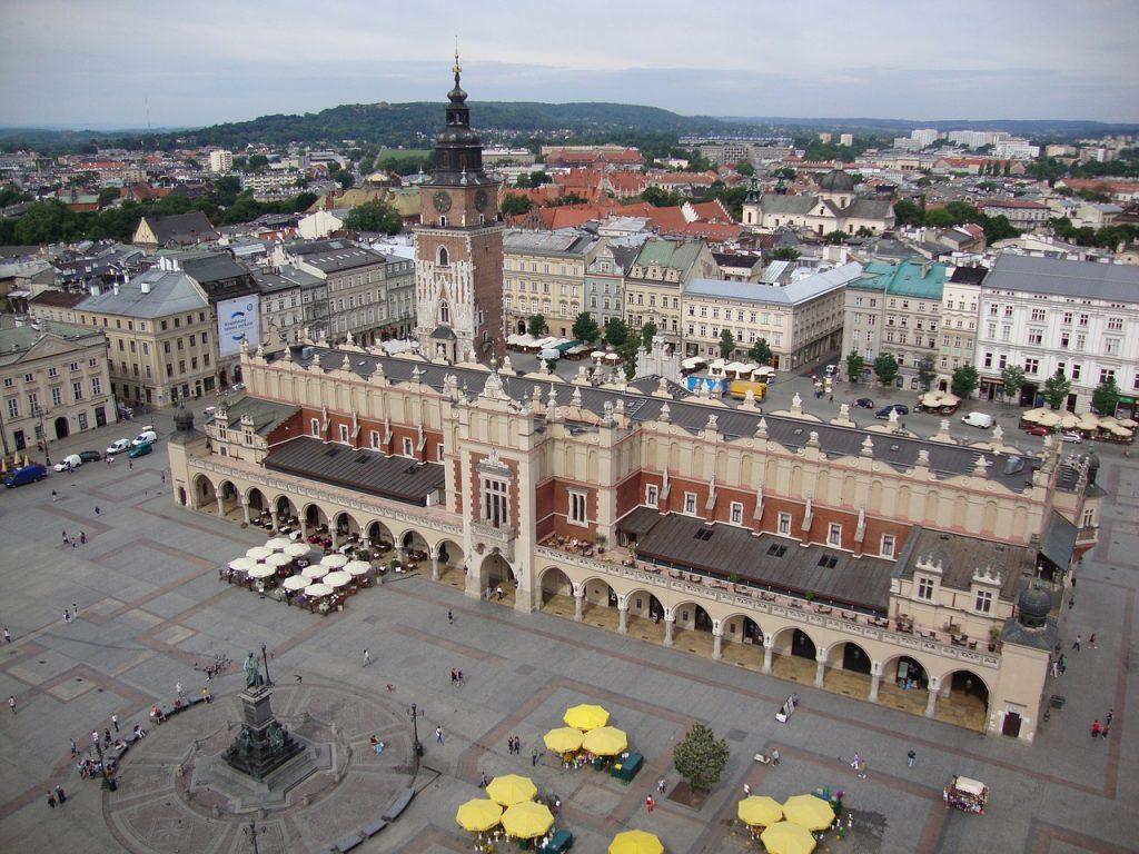 Monumentos más importantes de Cracovia en el casco antiguo y alrededores