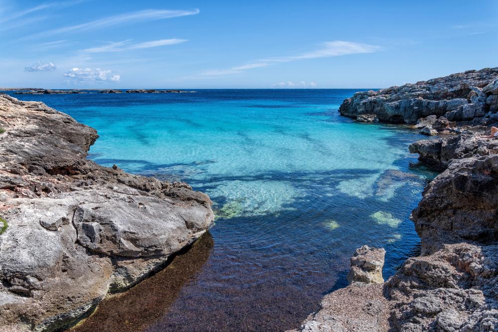 planes acuáticos para hacer en Ibiza