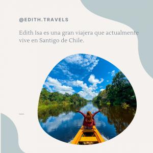 edith travels