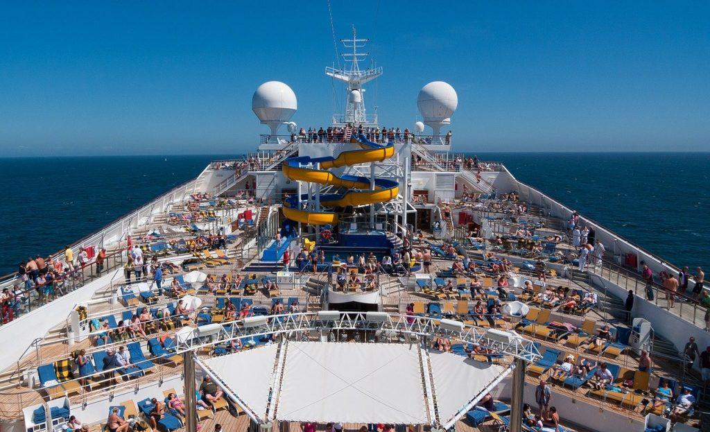 servicios más consumidos por el turismo, crucero
