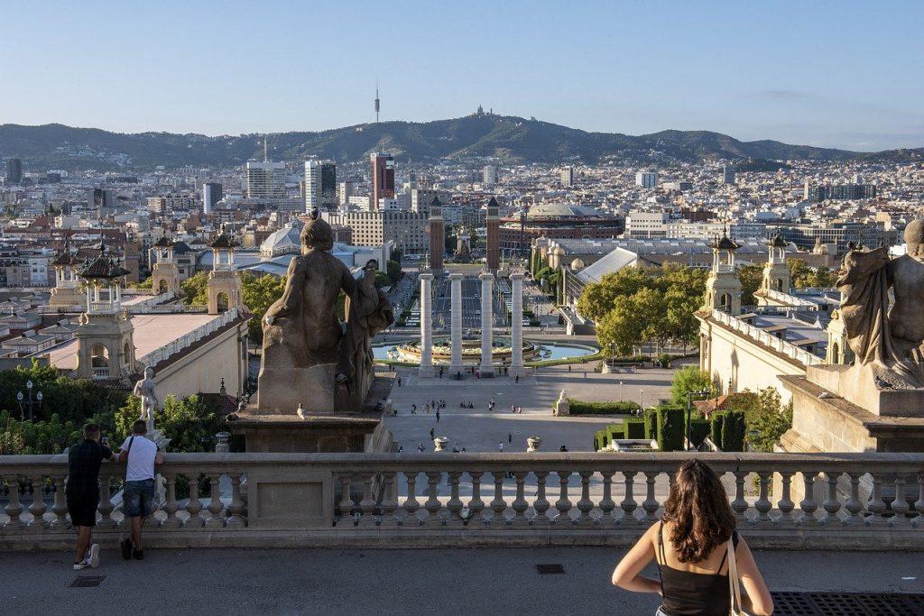 escapada de fin de semana a barcelona