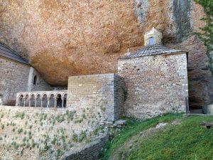 qué ver en monasterio de san juan de la peña