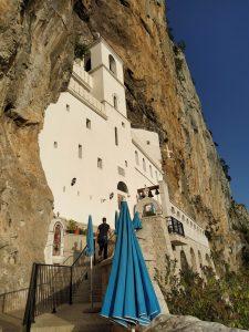 monasterio ostrog: qué ver en montenegro